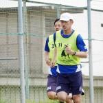 「前向きに進むこと」、カズが横浜Cで練習再開