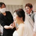 結婚式がじわり開催、招待客の8割が「参加」
