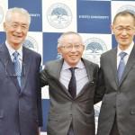 ユニクロの柳井会長が10年間で100億円を寄付