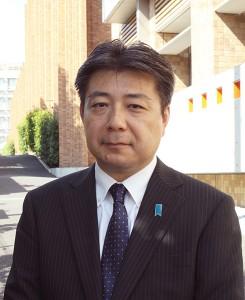 拓殖大学防災教育研究センター長・特任教授 濱口-和久
