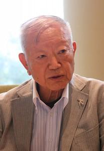 元空将 大串-康夫(おおくし・やすお)氏 1943年生まれ。防衛大学校卒。戦闘機パイロット。85年、防衛駐在官として渡韓。航空自衛隊・航空幕僚副長、航空総隊司令官(空将)などを歴任。