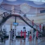 ▲平壌住宅街にある「フィットネスセンター」(駐オーストリアの北大使館写真掲示板から、2014年1月2日、撮影)