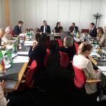 オーストリア議会人権委員会で中国の不法な臓器移植取引問題が協議された(2020年6月23日、 グ―ドルン・ク―グラー議員の公式サイトから)