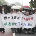 東京地裁は国の賠償を認めず、違憲性判断を回避