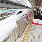 JR東海、新幹線の新型「N700S」運転を開始