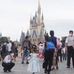 「来てよかった」、東京ディズニーが営業を再開