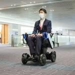世界初、日航が自動運転の車椅子サービスを開始