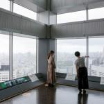 地上202mから東京を一望、都庁展望室が再開