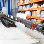 長さ約22m、ロボットアームの映像を公開