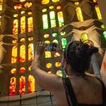 世界遺産サグラダ・ファミリア教会が限定公開