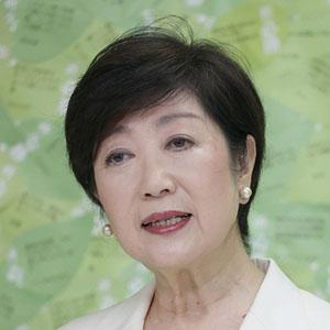 東京都知事選で、小池百合子氏が大差で再選