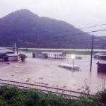「異常な増え方」、球磨川が1時間で3m水位上昇