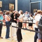 パリのルーブル美術館、4カ月ぶりに営業再開