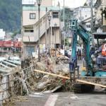 九州全県と長野・岐阜など84河川100カ所氾濫