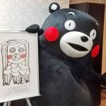 「くまモン」が東京・銀座のアンテナショップへ