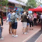 香港民主派が「予備選挙」の投票、結果は13日
