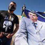 ブラジルの大統領府内で職員100人以上が感染