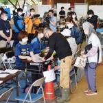 甚大被害の熊本・球磨村で罹災証明受け付け開始