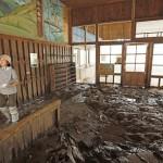 1931年創業の老舗公衆浴場「新温泉」も被災