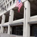 中国軍とのつながりを隠してビザを不正申請したとして中国人4人を逮捕した米連邦捜査局(FBI)の本部=米ワシントン(山崎洋介撮影)