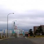 原発再処理工場(青森県六ケ所村)