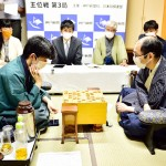 7番勝負で3連勝、藤井棋聖が王位獲得に王手