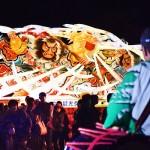 雰囲気を味わって、夏祭り「青森ねぶた祭」中止
