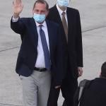 衛生分野の協力強化、アザー米厚生長官が台湾へ