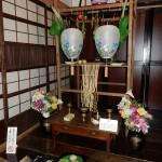 仙台市歴史民俗資料館で、季節展示「七夕と盆」