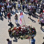 ベラルーシ大統領、抗議拡大受け支援要請か