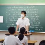炎天下で学校が再開、さまざまな思いで登校