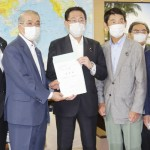中村長崎県知事、長崎新幹線は23年度着工を