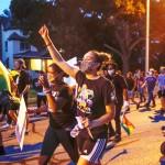 黒人男性ブレークさん銃撃事件で抗議が拡大