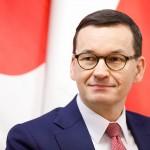 ポーランドのモラウィエツキ首相