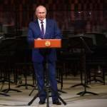 ロシアのプーチン大統領(ロシア大統領府公式サイトから)