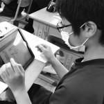 ICT教育での成果が認められた福島県新地町