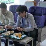 タイ航空がバンコクで機内食レストランを開店