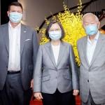 蔡英文政権、日米弔問団と「弔問外交」を展開