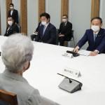 菅首相「拉致被害者の帰国実現へ、先頭に立つ」