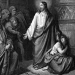 イエスと姦通の女