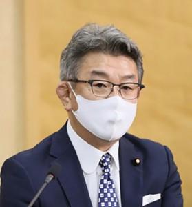 武田良太 総務相