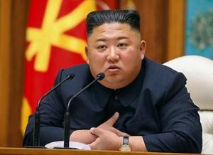北朝鮮の金正恩朝鮮労働党委員長(AFP時事)