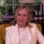 元国務長官のヒラリー・クリントン氏
