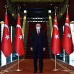 トルコのエルドアン大統領(トルコ大統領府公式サイトから)