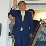 初外遊スタート、菅首相がきょう日越首脳会談