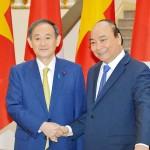 菅首相、「インド太平洋」構想をアピール