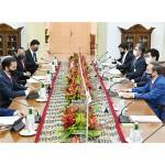 菅首相、インドネシアのジョコ大統領と首脳会談