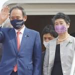 政府・与党、菅首相夫人の真理子氏へ好感