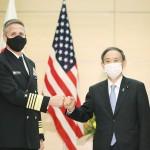菅首相、コロナ禍でも日米同盟の強化と連携を