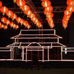 復元を願い光る「首里城」、再建の機運が高まる
